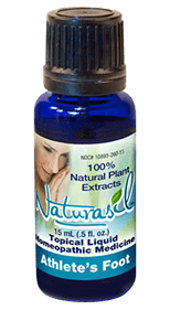 Naturasil Athlete's Foot Supplement Review