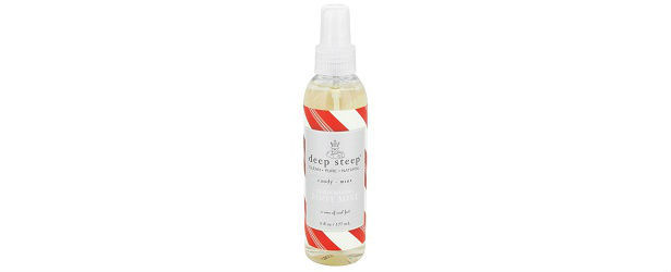 Deep Steep Deodorizing Foot Mist Review