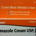Generic Lotrimin Clotrimazole Anti-Fungal Cream USP Review 615