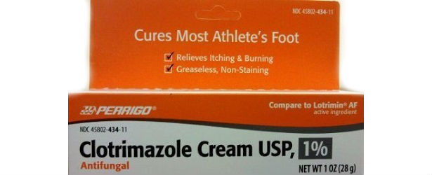 Generic Lotrimin Clotrimazole Anti-Fungal Cream USP Review