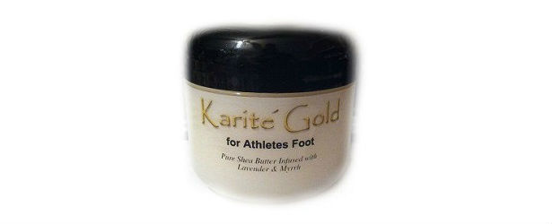 Karite Gold Athlete's Foot Review