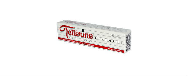 S.S.S. Company Tetterine Ointment Review