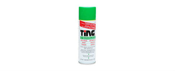 Ting Antifungal Spray Powder Review