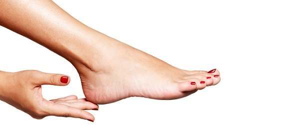 Why Heels Crack