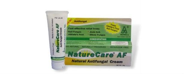 NatureCare AF Anti-fungal Cream Review