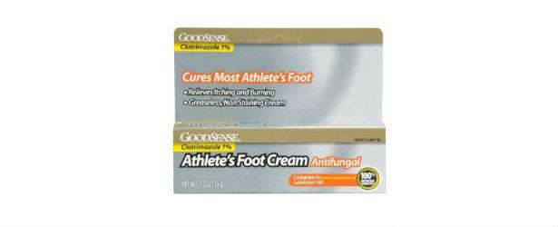 GoodSense Clotrimazole Foot Cream Review