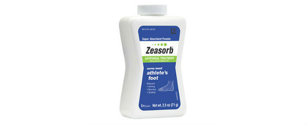 Zeasorb Athlete's Foot Review
