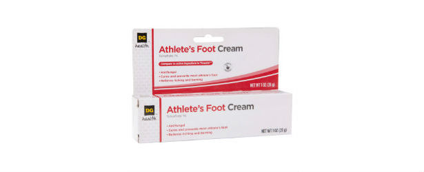 DG Health Athlete's Foot Cream Review