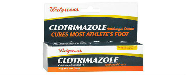 Walgreens Clotrimazole Anti-fungal Cream Review